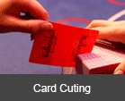 Card Cuting